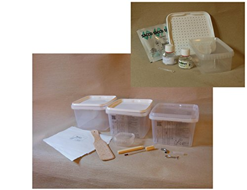 DerButterer Komplett-Set Professional: Butter und Quark / Frischkäse