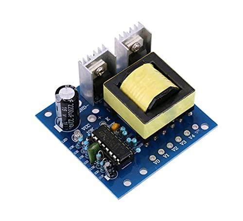 JCMYSH Relaismodul 150W Micro-Inverter, Batterie DC12V, AC220, Step-UP-Transformator, Steigbrett, Inverter-Modul Electronic Components Kit.