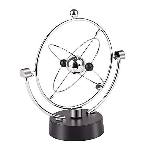 TUDUDU Magnetische Schaukel Kinetische Orbital Handwerk Schreibtisch Dekoration Perpetual Balance Himmlischen Globus Newton Pendel Home Ornamente