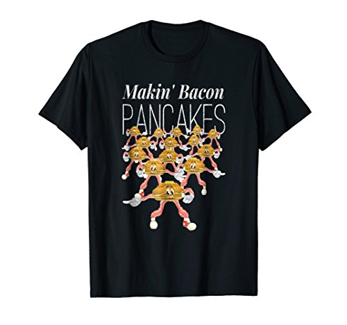 Makin' Bacon Pancakes