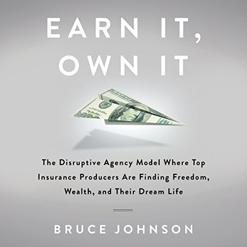 Earn It, Own It audiobook cover art