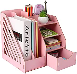 Stationery & School Stand (PINK)
