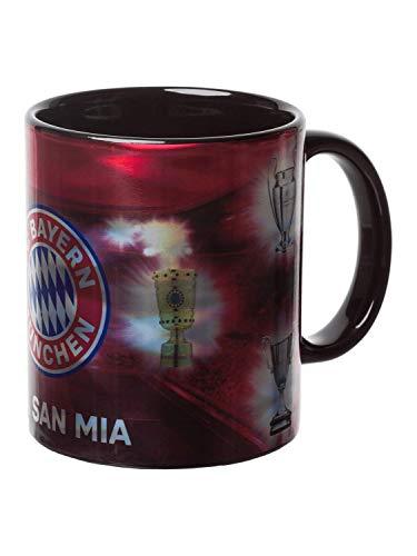 FC Bayern München Taza metálica.