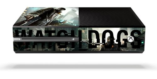 Watch Dogs Game Skin for Xbox One Console