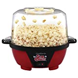 West Bend 82505 Crazy Electric Hot Oil Popcorn...