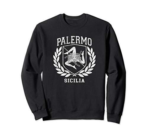 Sicilia Wappen und Schild Zeug mit Trinacria - Palermo Sweatshirt