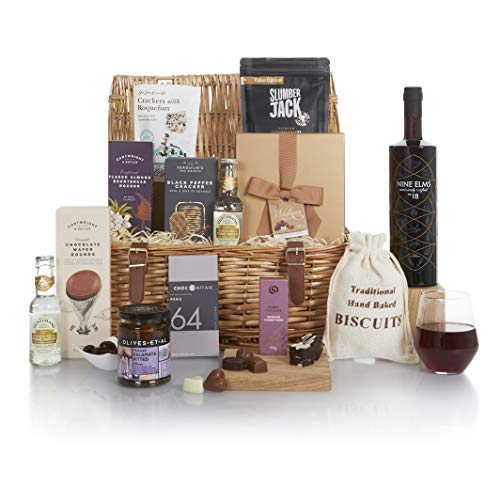 The Grand Alcohol Free Hamper - Non Alcoholic Gift Hampers - Hamper and Gifts Basket