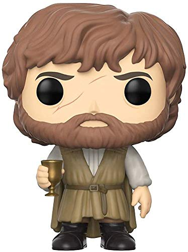 Game of Thrones-Funko Pop Figura S7 Tyrion Lannister, Multicolor...