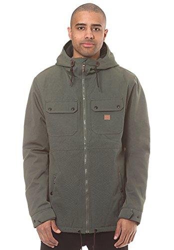 G.S.M. Europe - Billabong Herren MATT Jacket Jacken, Military, XL