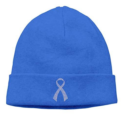 Quintion Robeson Concienciación sobre el cáncer de esófago Hombres y Mujeres Sombrero...