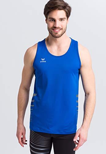 ERIMA Herren Singlet Race Line 2.0 Running, new royal, XXL, 8281905