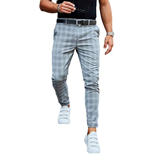 Pantalones De Cuadros Hombre Garantia