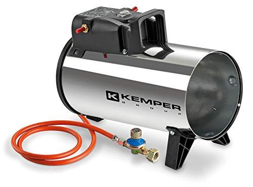 K KEMPER GROUP Gas generatore Aria Calda, Metal, Media