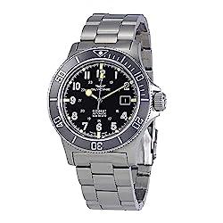 Glycine Combat Sub Automatic Black Dial Men's Watch GL0076