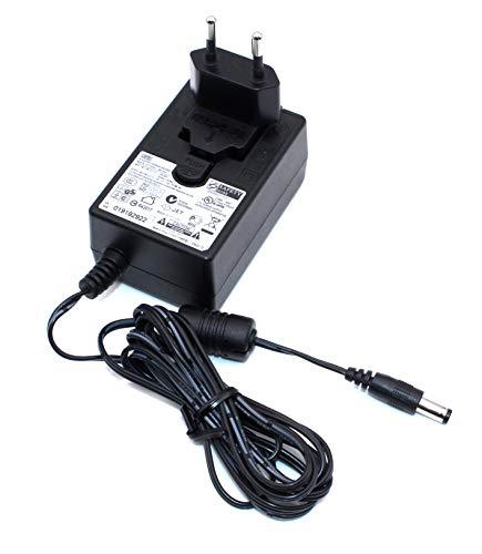 APD Western Digital Netzteil, Steckernetzteil AC Adapter Output: 12V-1,5A, Power Supply Adapter Ladegerät passend WD My Book, My Cloud, Elements, live Euro Stecker