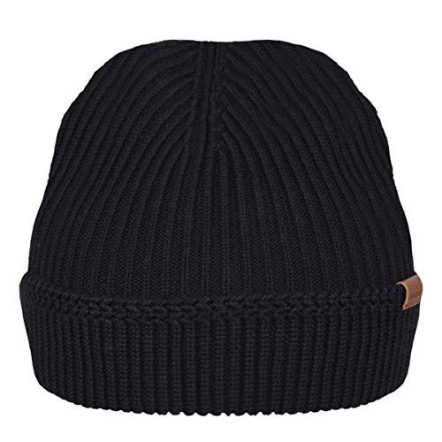 Kangol - Chapeau - Homme - Noir (Black) - FR : Taille Unique (Taille Fabricant : One Size)