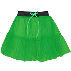Neon UV Party Skirt