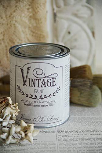 Jeanne d'Arc Living Varnish Ultra matt Versiegelung Vintage Paint extra hart 700ml - 55,57€/1L