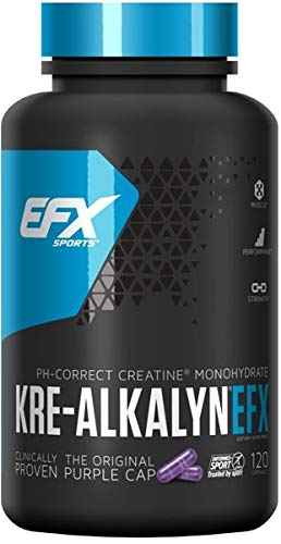 All American EFX Kre-Alkalyn EFX Capsules, 120 Count