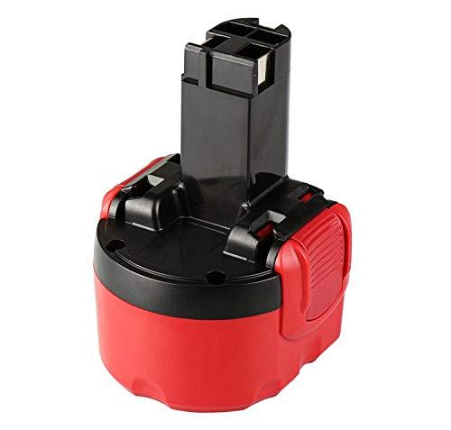 Mitsuru® 2100 mAh Ni-MH 9,6 V batterij voor Bosch PSR 960 GSR 9.6 GDR 9.6/2607335272 2607335461