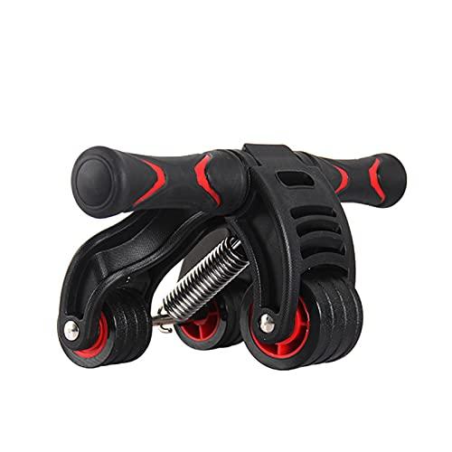 LWJDM AB Roller Wheel, Rueda Abdominales Fitness AB Roller Rodillo Rueda Dispositivo casero de la Aptitud del Ejercicio del Gimnasio, Aptitud Ejercicio Central
