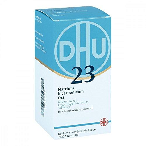 DHU Schüßler-Salz Nr. 23 Natrium bicarbonicum D12 Tabletten, 420 St. Tabletten