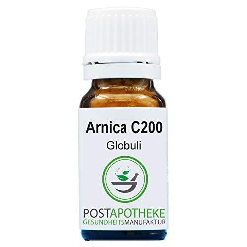 Arnica C200 Globuli 10g   Höchste Qualität   Handgefertigt   Deutsche Apotheke