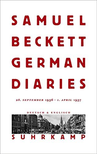 German Diaries: 28. September 1936 - 1. April 1937の詳細を見る