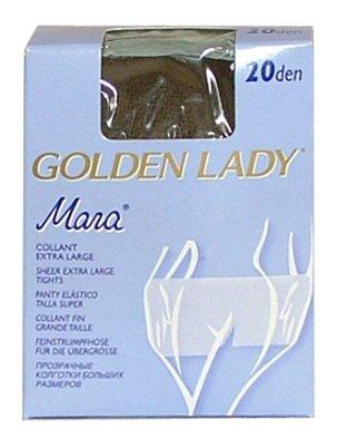 Golden Lady Collant Mara Taglia Extralarge Colore Castoro