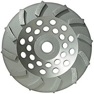 Blastrac CG-712ETB Concrete Turbo Diamond Cup Wheel 12 Seg Economy Blade, 7