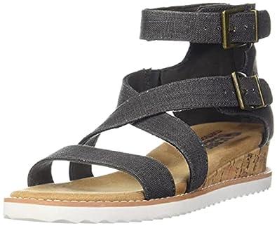 Skechers Women's Desert Kiss-Golden Trail Sandal