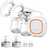 Best Electric Breastfeeding Pumps - Electric Breast Pump, Double Breast Pump, Portable Dual Review