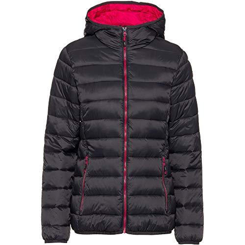 CMP Damen Isolationsjacke Jacke, Antracite-Rhodamine, 38