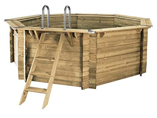 Trendpool -  Trend Holzpool Set