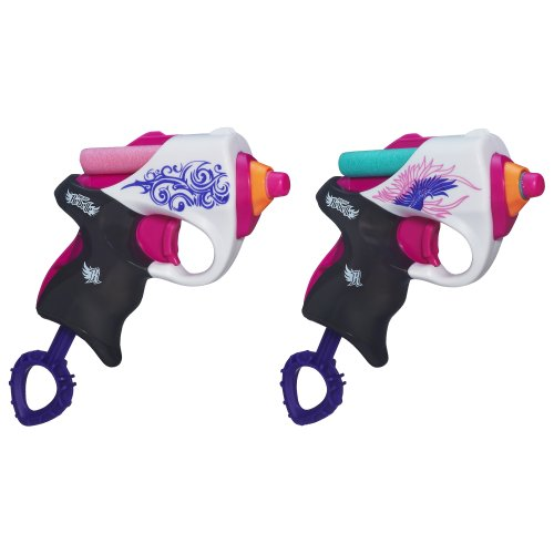 NERF Rebelle Power Pair Pack