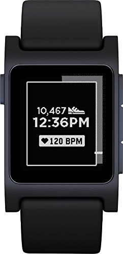 Pebble 2 Heart Rate Smartwatch