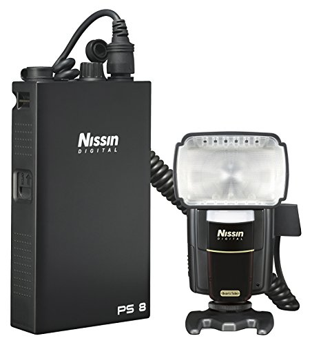 Nissin MG8000 Blitzgerät für Nikon