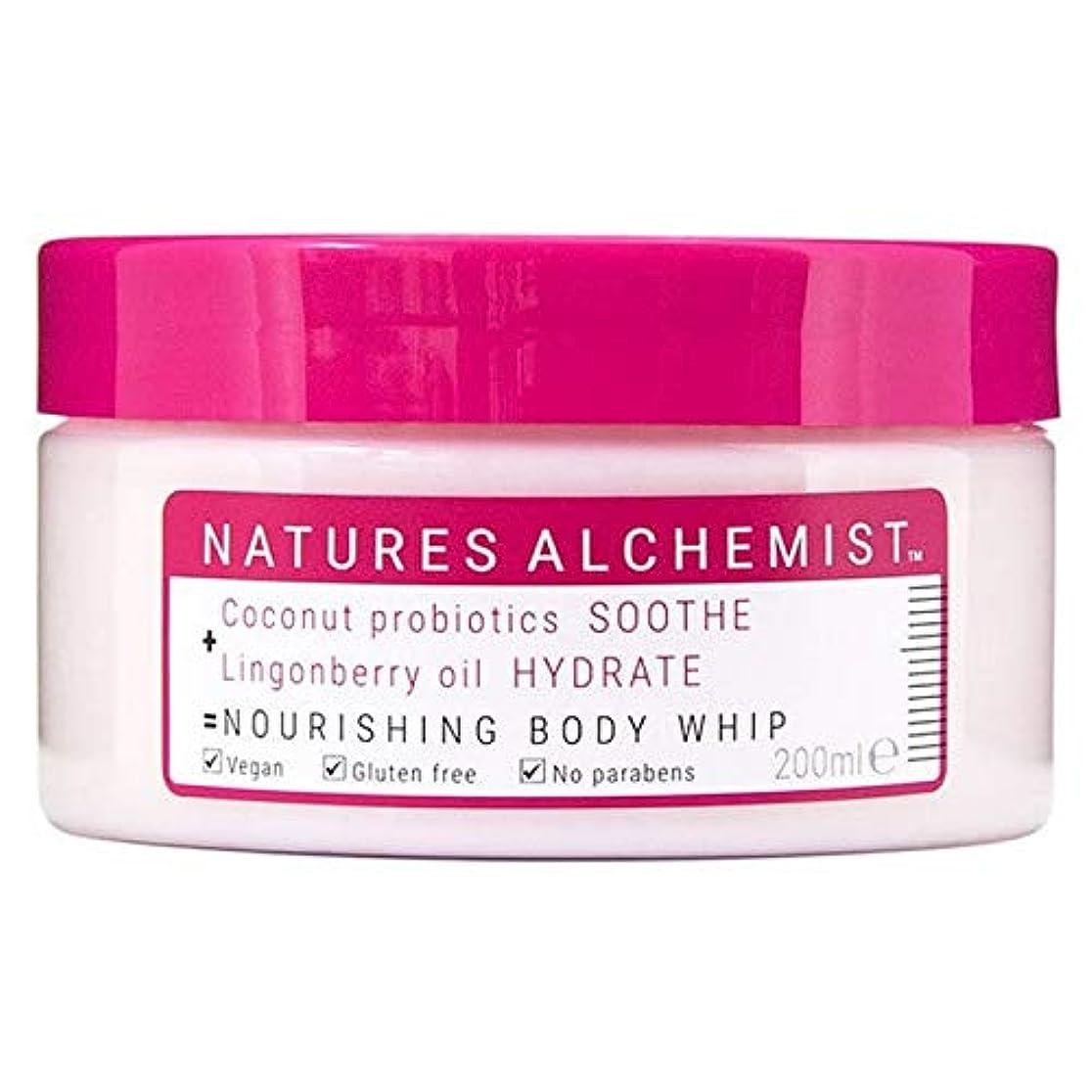 若いおほとんどない[Natures Alchemist ] 性質錬金術師栄養ボディホイップ - Natures Alchemist Nourishing Body Whip [並行輸入品]