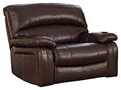 The Widest Oversized Power Recliner