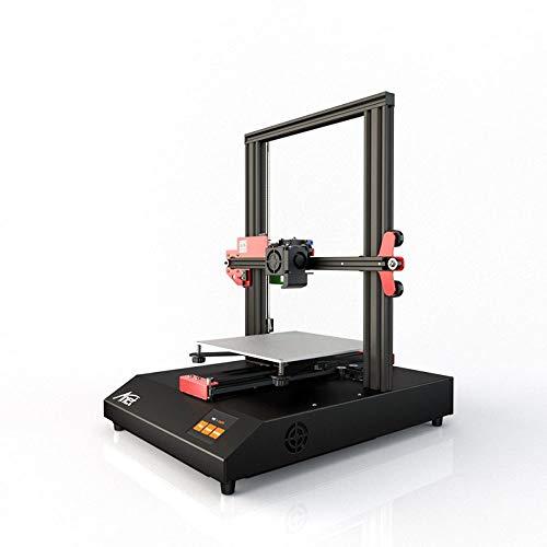 GRF / ET4 Imprimante 3D De Qualité Quasi Industrielle avec Nivellement Automatique, Panne De Courant, Multifonction Continue, Mini-Machine Portable