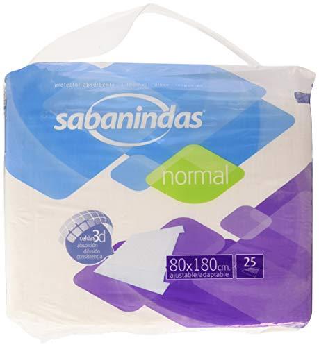 Indas - Salva Camas Sabanindas 80X180 25 uds