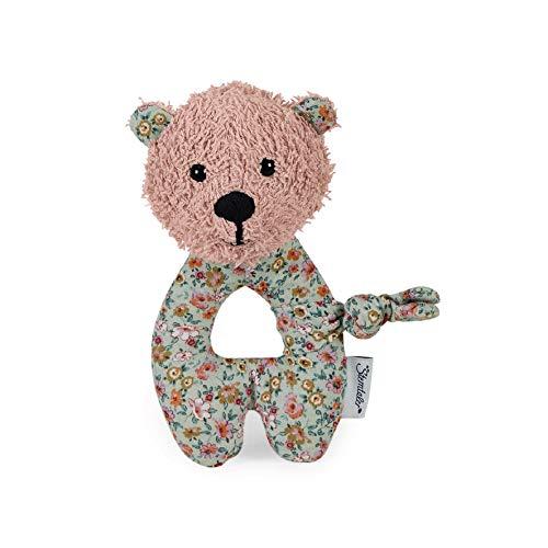 Sterntaler Greifling Baylee Rose für Mädchen, Alter: 0-36 Monate, Größe: 16 cm, Farbe: Rosa
