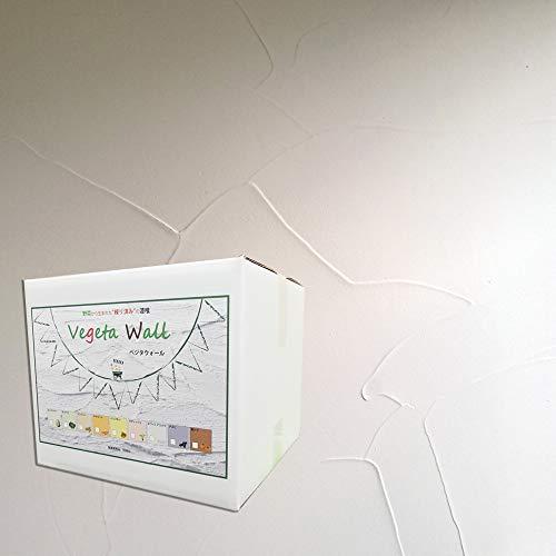 ベジタウォール 漆喰(練り済み) 16kg ホワイトアスパラ