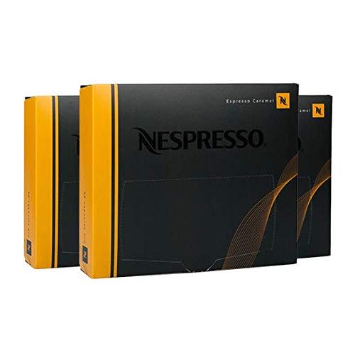 Nespresso Pro Espresso Caramel, 50 Kapseln 3er Pack