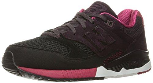 New Balance Herren M530RTA Sneaker, schwarz, 42 EU