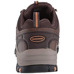 Skechers Men's RELMENT-SEMEGO Waterproof Hiker LO Hiking Shoe, CDB, 16 Medium US