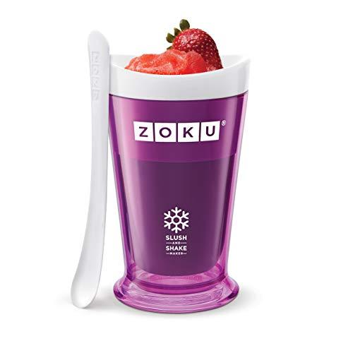Zoku - SLUSH & SHAKE MAKER PURPLE per Granita e MilkShake