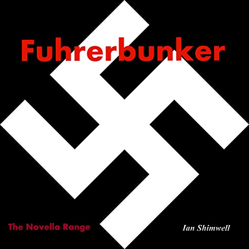 Fuhrerbunker audiobook cover art