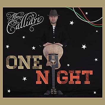 One night (Live)