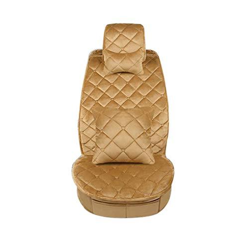 SZ JIAOJIAO autostoelbeschermer -waterdichte stof, geschikt voor Volvo XC40, XC60, XC70, XC90, S40, S60, S80, S90, V40, V60, V70, V90